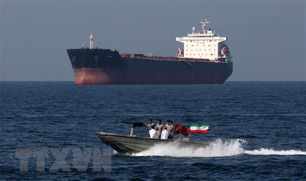 Iran, Nhat Ban nhan manh yeu cau dam bao an ninh tai eo bien Hormuz hinh anh 1