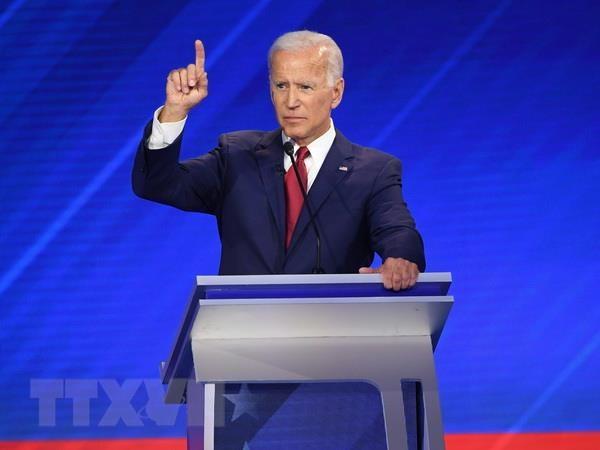 Cuu pho Tong thong My Biden len tieng bao ve vai tro tai Ukraine hinh anh 1