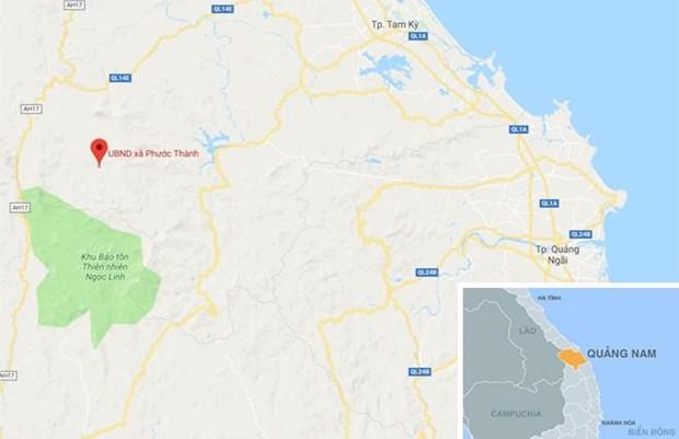 Quang Nam: Set danh khi dang lam ray, 5 nguoi thuong vong hinh anh 1