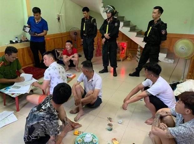Quang Binh: Dot kich, kham xet cac tu diem cho vay lai nang hinh anh 1