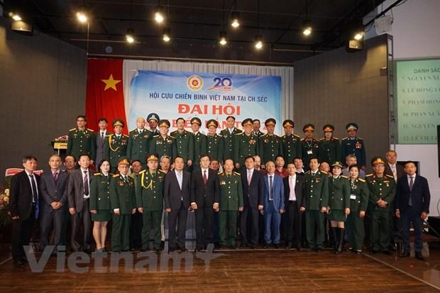 Phat huy pham chat 'Bo doi cu Ho' trong cong dong nguoi Viet tai Sec hinh anh 1
