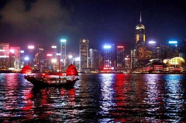 Kinh te Hong Kong doi mat voi nguy co tang truong 0% hinh anh 1