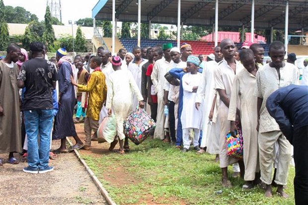 Nigeria: Hang tram nguoi bi bao hanh tiep tuc duoc giai thoat hinh anh 1