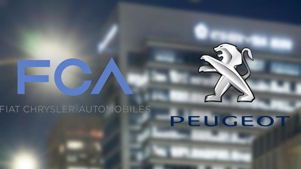 Fiat Chrysler va Peugeot dam phan ve kha nang sap nhap hinh anh 1