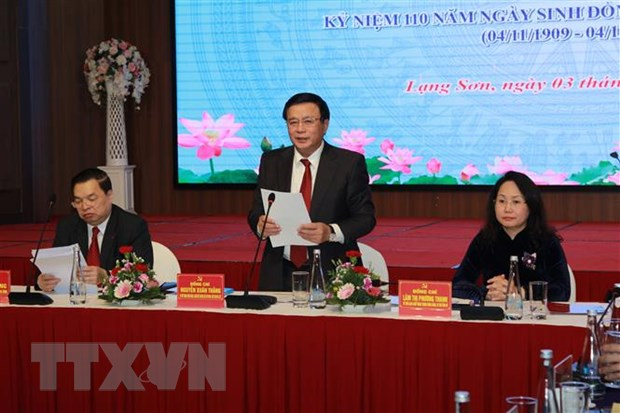 Dong chi Hoang Van Thu - Nha lanh dao tien boi tieu bieu cua Dang hinh anh 2