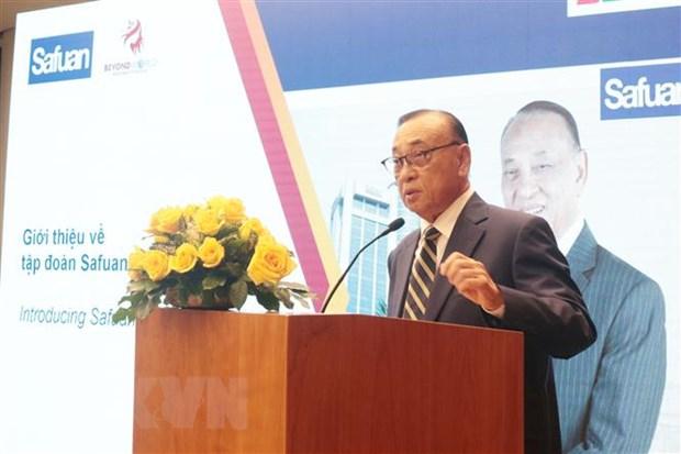 Cho Viet Nam dau tien tai Malaysia se khai truong vao dau nam 2020 hinh anh 1