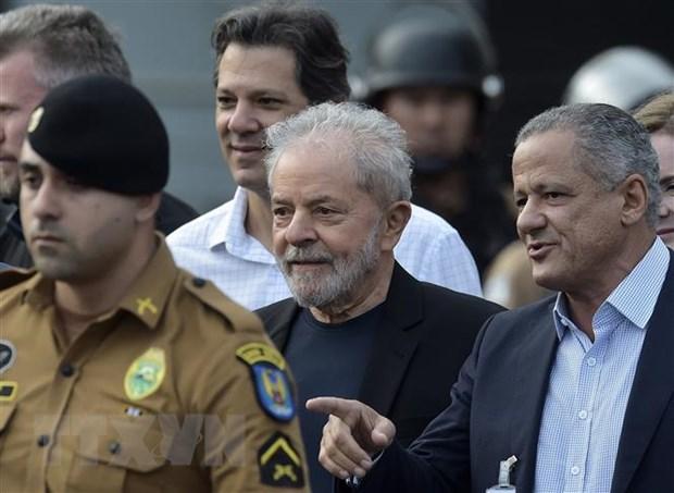 Tong thong Brazil khang dinh ong Lula da Silva co toi hinh anh 1