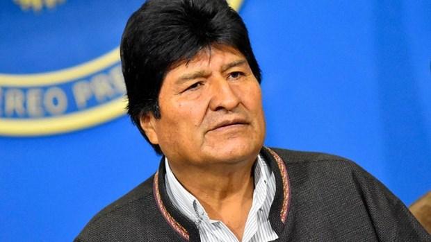 Bolivia: Tong thong tu chuc Morales cao buoc lenh bat giu la trai phep hinh anh 1