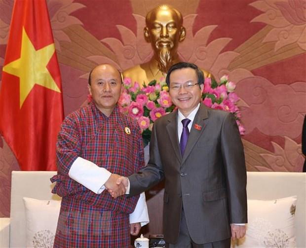 Kiem toan Nha nuoc Viet Nam va Bhutan tang cuong quan he hop tac hinh anh 1
