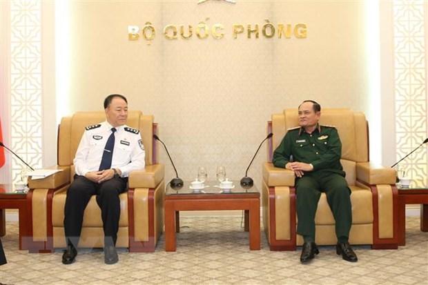 Viet-Trung tiep tuc duy tri va phat trien hop tac quoc phong hinh anh 1