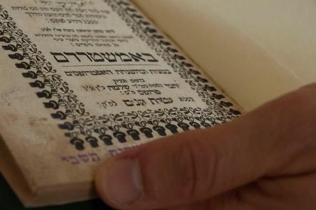 Google phoi hop voi Israel so hoa 120.000 cuon sach tieng Hebrew hinh anh 1
