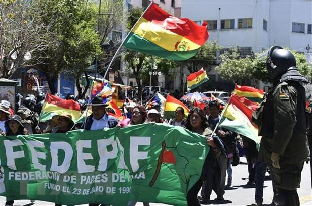 Nga: My co lien quan toi cuoc khung hoang dang dien ra tai Bolivia hinh anh 1
