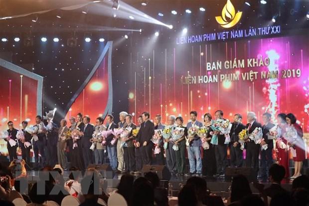 Lien hoan Phim Viet Nam lan thu 21: 74 phim tranh giai Bong sen Vang hinh anh 1