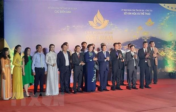 Lien hoan Phim Viet Nam lan thu 21: 74 phim tranh giai Bong sen Vang hinh anh 2
