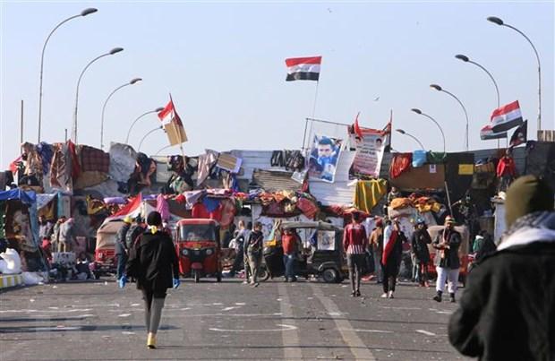 Iraq mo lai hoan toan tram kiem soat bien gioi voi Iran hinh anh 1