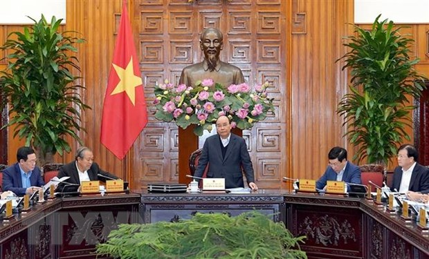 Thuong truc Chinh phu hop ve day manh hop tac voi Lao hinh anh 1