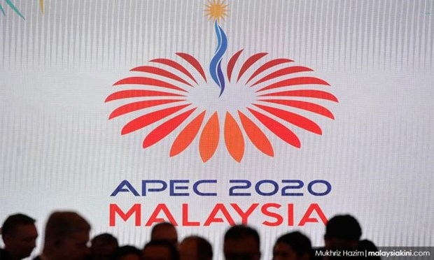 Hoi nghi khong chinh thuc quan chuc cap cao APEC 2020 hinh anh 1