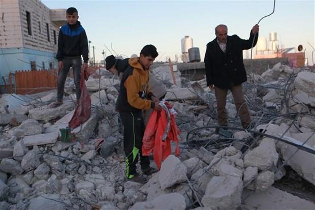Luxembourg de nghi EU thao luan ve viec cong nhan Nha nuoc Palestine hinh anh 1