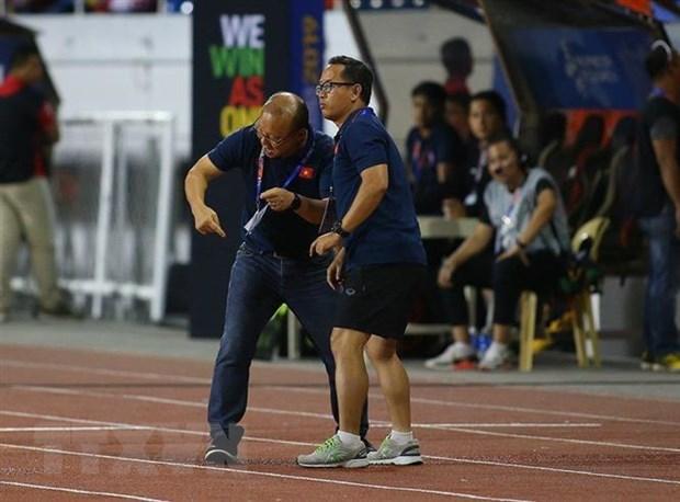 SEA Games 30: Nac thang cuoi dan toi ''giac mo Vang'' hinh anh 2