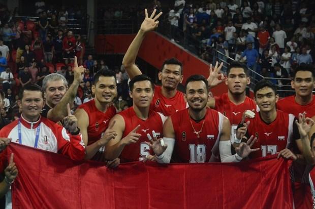 Indonesia thuong lon cho cac VDV gianh huy chuong tai SEA Games 30 hinh anh 1