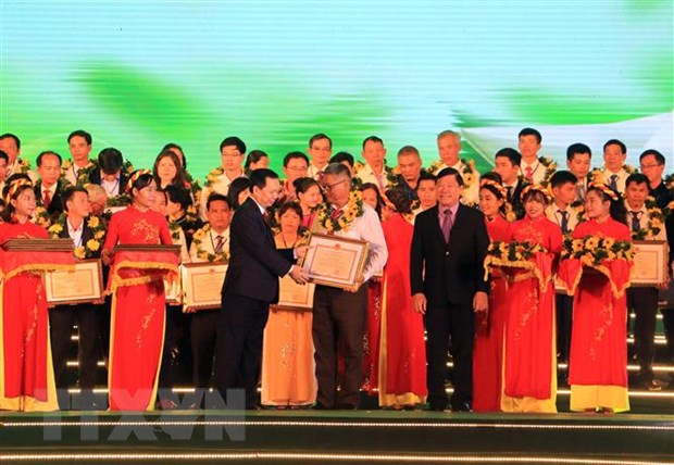 Khai mac Festival Lua gao Viet Nam lan 4 tai Vinh Long hinh anh 2