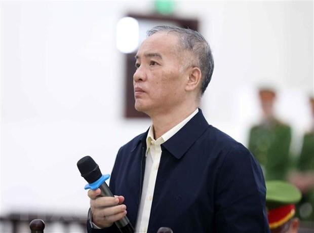 Bi cao Nguyen Bac Son phan cung, khong thua nhan da cam 3 trieu USD hinh anh 1