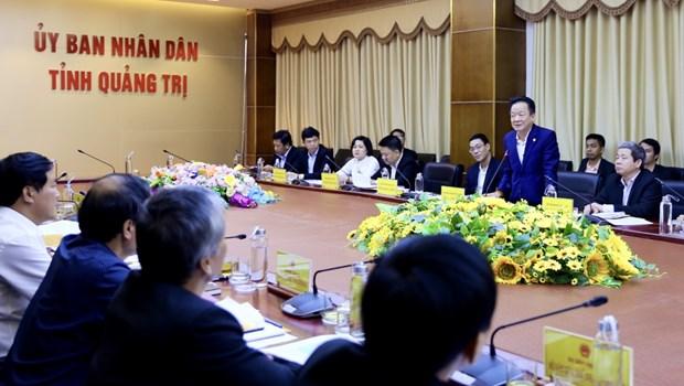 De xuat dau tu du an dien khi LNG 4,4 ty USD tai tinh Quang Tri hinh anh 1