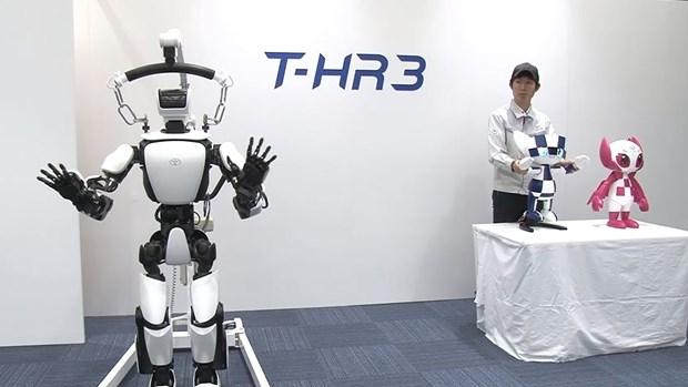 Robot - Ban dong hanh ly tuong cho nguoi cao tuoi hinh anh 1