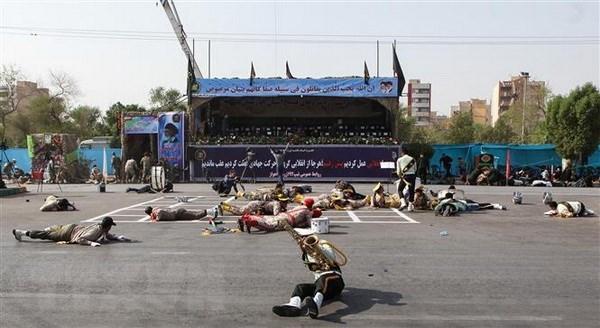 Bo Ngoai giao Iran trieu Dai su Kuwait toi de phan doi hinh anh 1