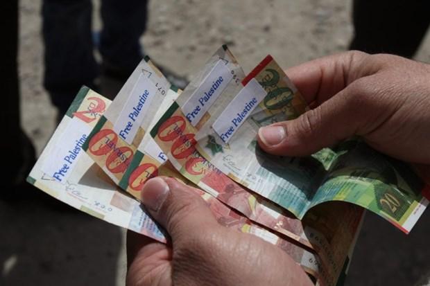 Israel phong toa 43 trieu USD tien thue thu ho Palestine hinh anh 1
