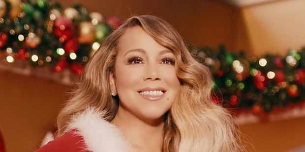 'All I Want For Christmas Is You' giup Mariah Carey di vao lich su hinh anh 1