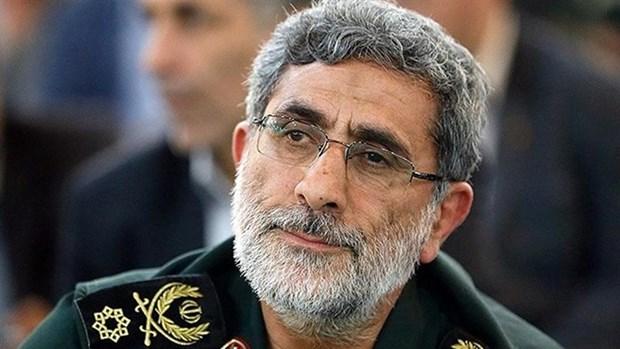 Iran bo nhiem nguoi thay Tuong Soleimani, the tra dua My hinh anh 1