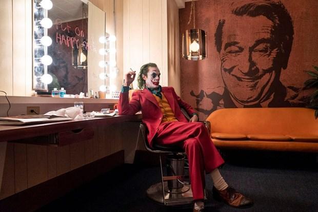 Phim ''Joker'' dan dau so luong de cu tai giai Oscar 2020 hinh anh 1