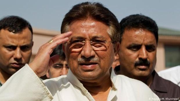 Toa Thuong tham Pakistan tuyen huy an tu hinh cuu Tong thong Musharraf hinh anh 1