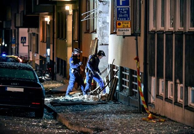 Thuy Dien: No lon tai trung tam thu do Stockholm hinh anh 1