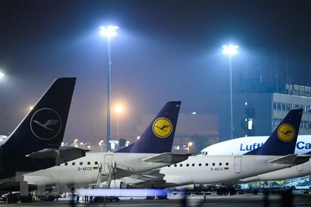 Lufthansa mat danh hieu hang hang khong cho khach lon nhat chau Au hinh anh 1