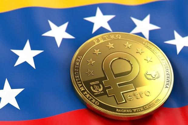Chinh phu Venezuela thuc day luu hanh tien dien tu Petro hinh anh 1