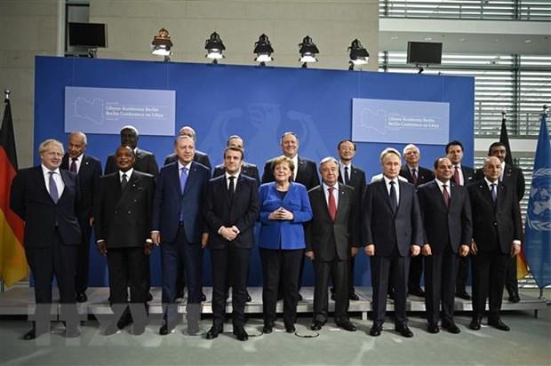Hoi nghi Berlin ve Libya: Buoc khoi dau cua chang duong dai hinh anh 1
