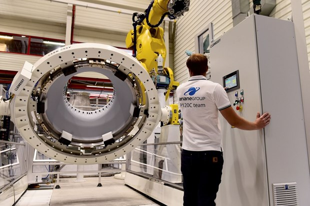 EU manh tay dau tu cho viec phat trien ten lua Ariane 6 hinh anh 1