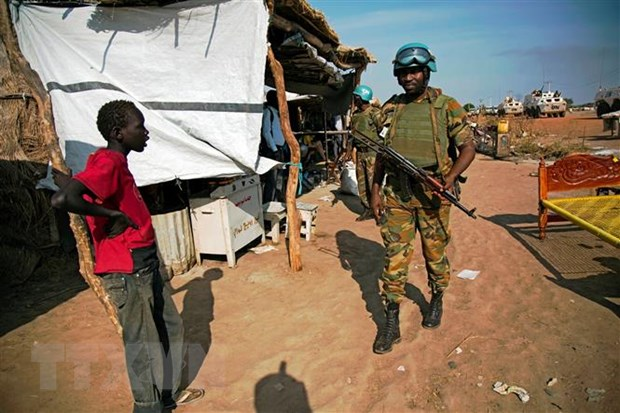 Sudan: Chinh phu ky thoa thuan hoa binh voi cac nhom doi lap hinh anh 1