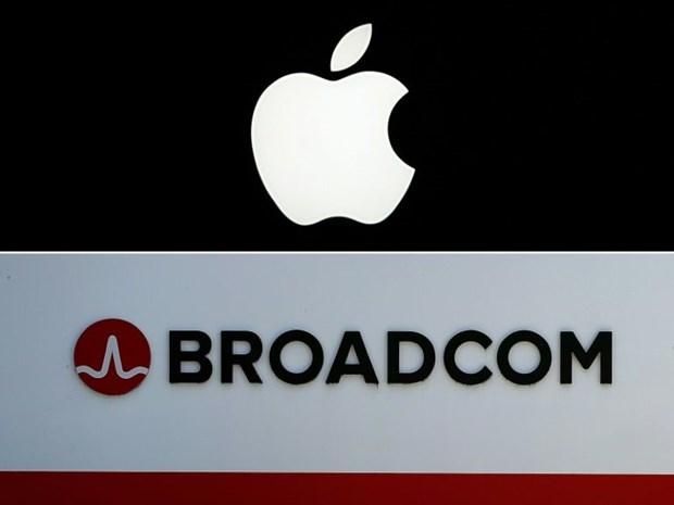 Apple va Broadcom bi phat hon 1 ty USD do vi pham ban quyen hinh anh 1