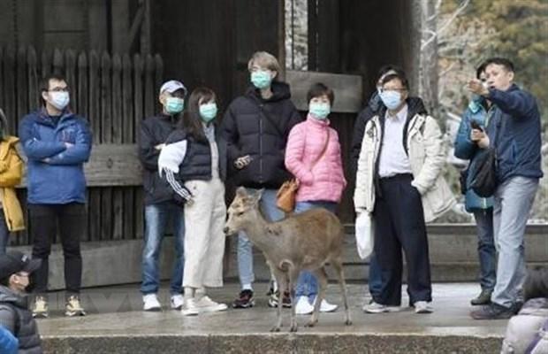 Dich benh do virus corona: My khuyen cao cong dan khong den Trung Quoc hinh anh 1