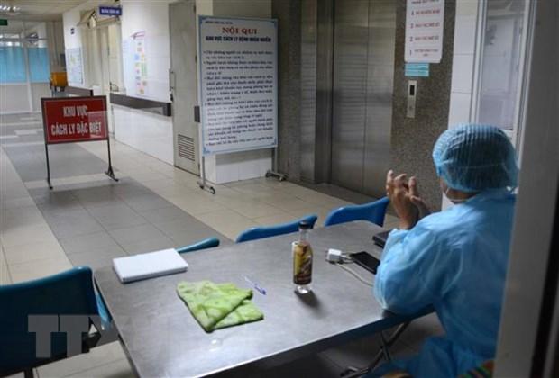 Thai Binh cach ly them 2 truong hop nghi nhiem virus corona hinh anh 1