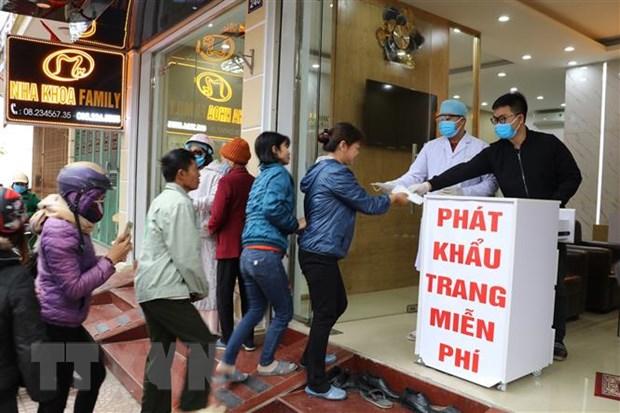 ''Minh bach thong tin, huy dong nhan dan tham gia phong, chong dich'' hinh anh 2