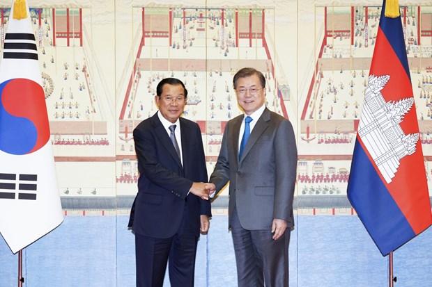 Thuc day hop tac song phuong va hop tac Han-ASEAN, Han-Mekong hinh anh 1
