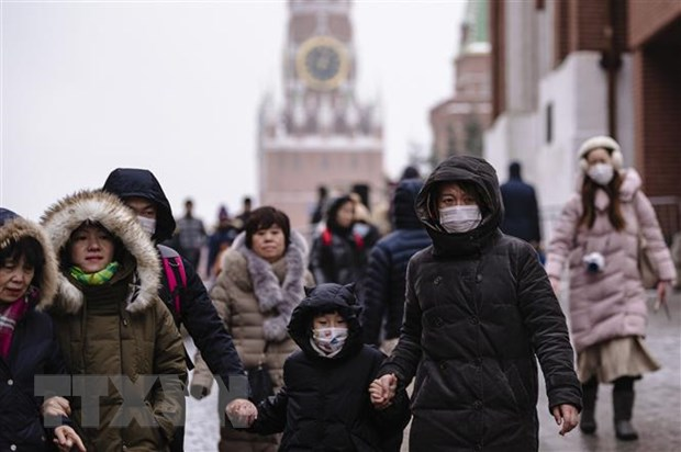 Nga phát triển loại khẩu trang có thể tiêu diệt virus
