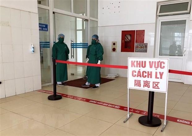 Giam sat doan khach 64 nguoi tai co so luu tru o Thanh pho Ho Chi Minh hinh anh 1