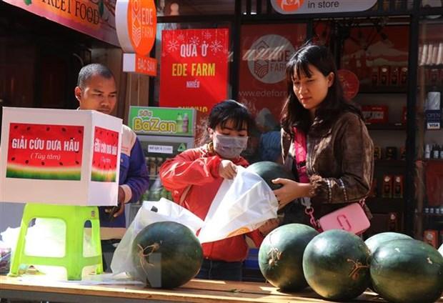Thanh pho Ho Chi Minh can doi cung cau cac mat hang thiet yeu hinh anh 1