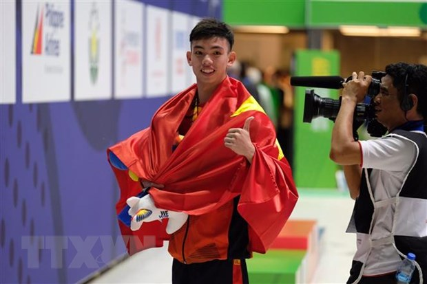 The thao Viet Nam no luc gianh suat tham du Olympic Tokyo 2020 hinh anh 1
