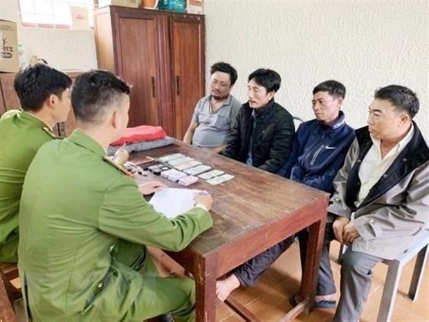 Quang Binh: Triet pha tu diem nong ve danh bac tai thi xa Ba Don hinh anh 1